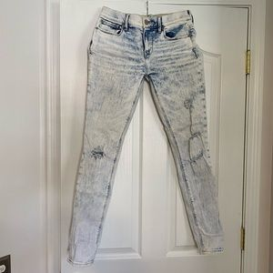 Express Jean Mid-Rise Legging